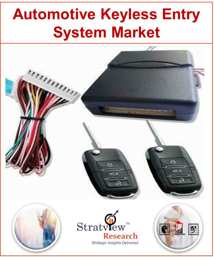 Automotive Keyless Entry Systems Market