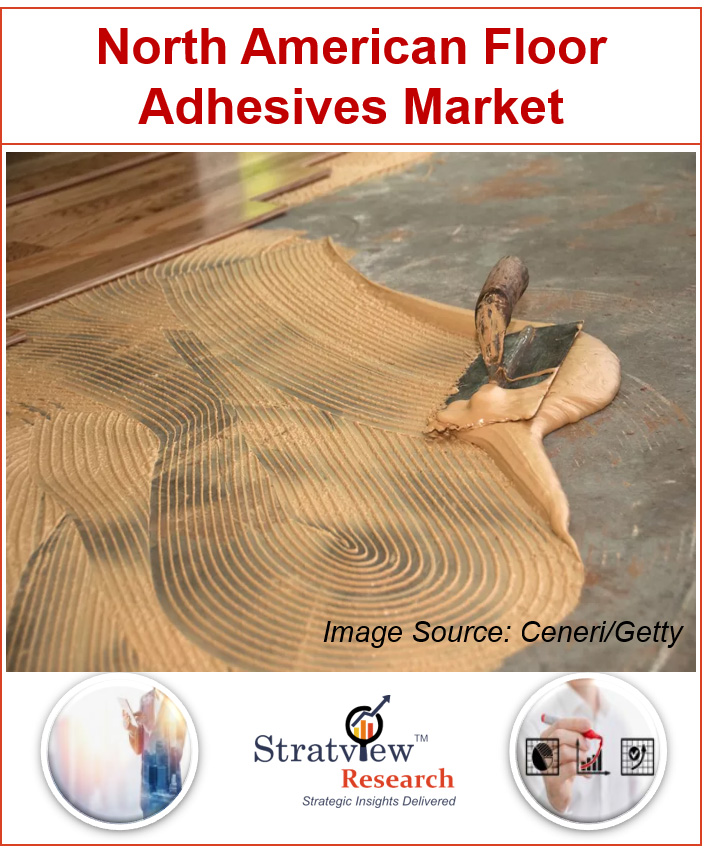 North America Floor Adhesives Market