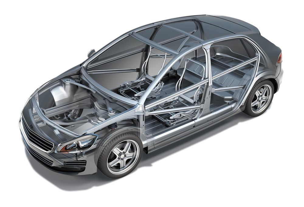 Automotive Lightweighting