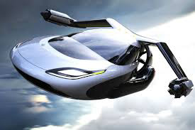 The future of flying cars is closer than they appear
