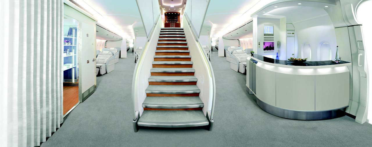 Gillfab Panels Qualified for Use in A380 Cabin Floor Replacement