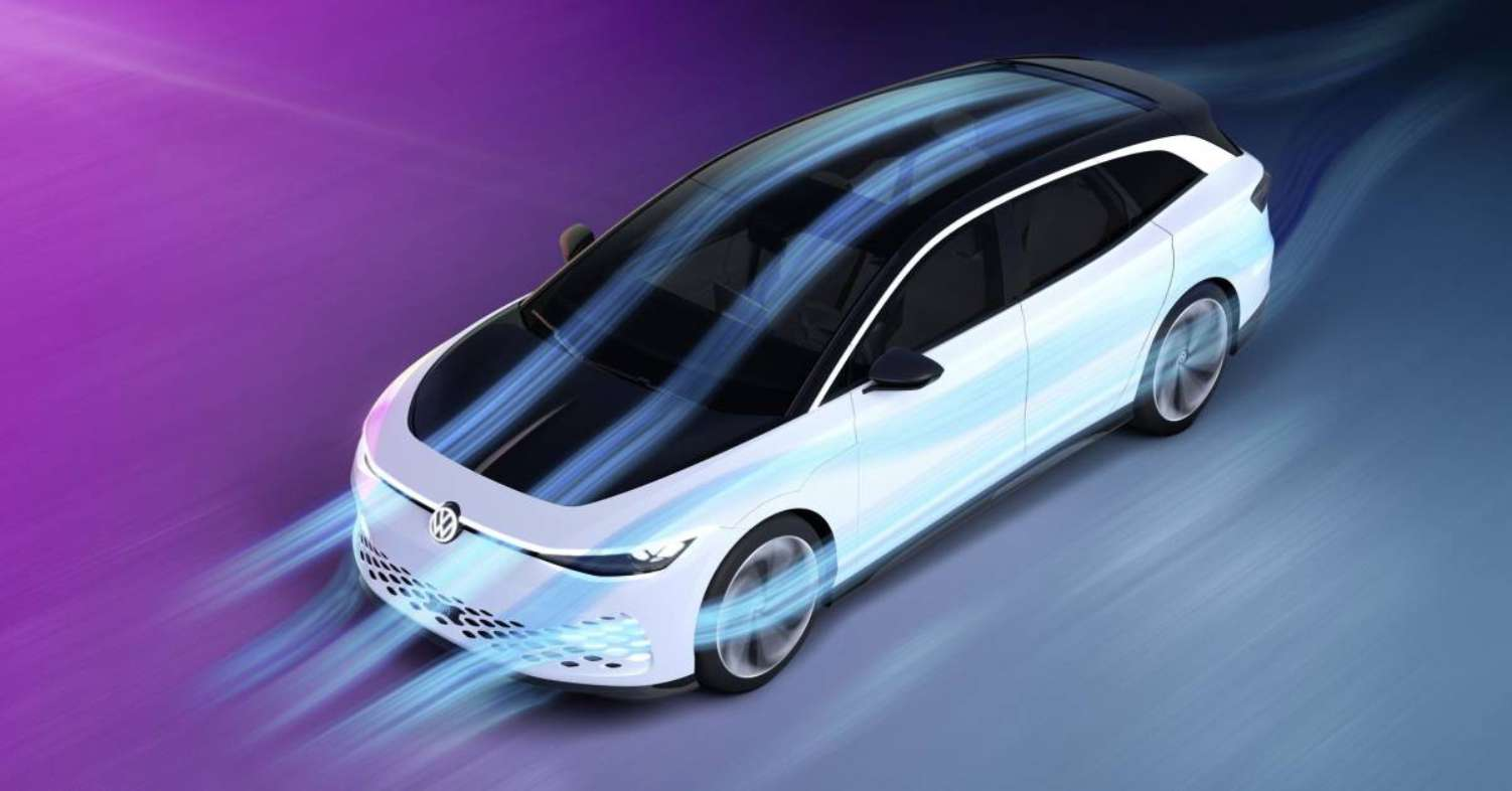 Volkswagen Presented ID. SPACE VIZZION Concept Car with the Perfect Aerodynamics