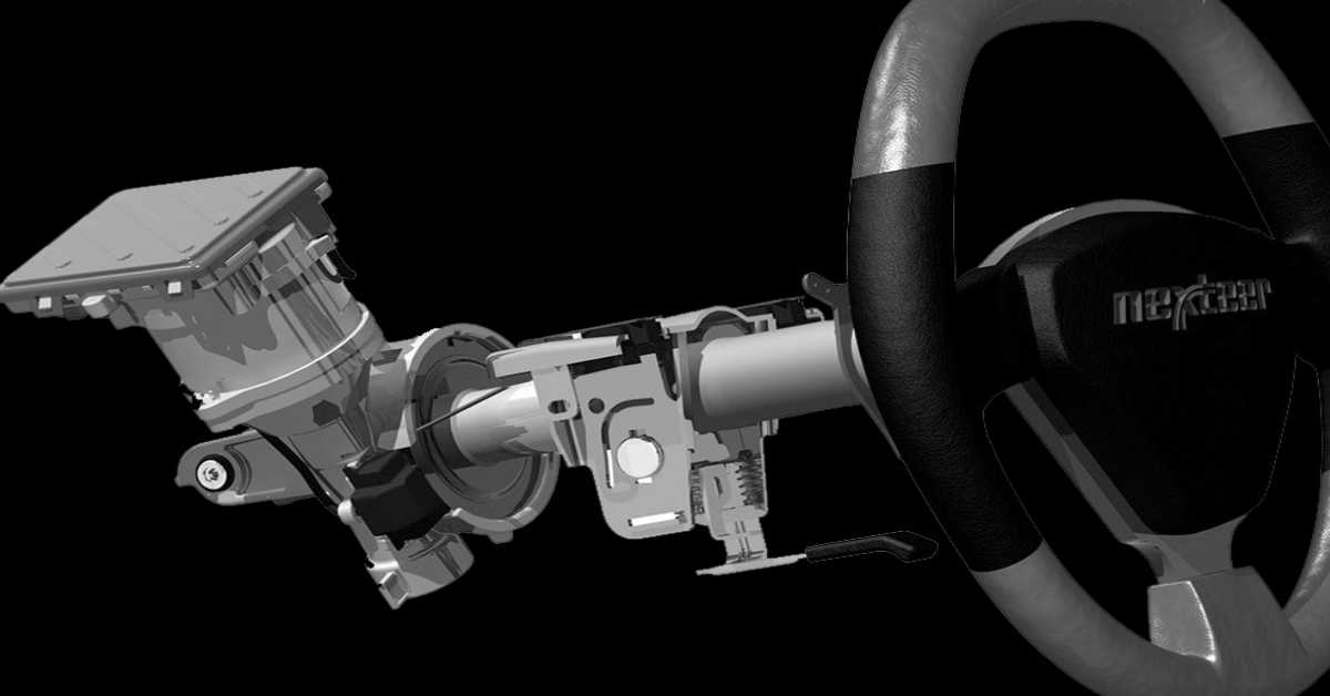Nexteer Earns Innovation Technology Award for its Innovative Steering Technologies