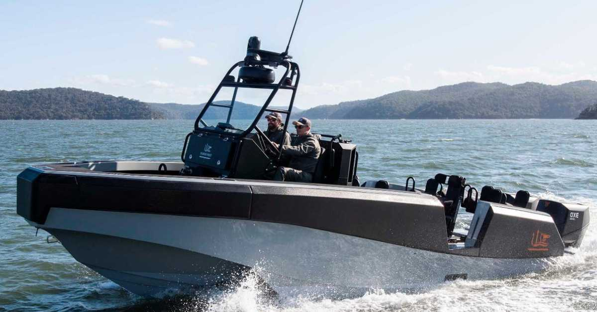 Van Munster Boats has Introduced its First Boat - Whiskey Alpha with Hull Made up of Advanced Carbon Fibre Composite Materials