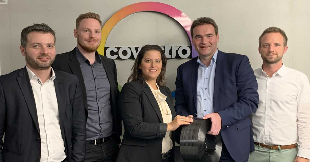 Covestro Cooperates with BUFA Thermoplastic Composites for Maezio UD Tapes Distribution