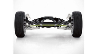 Hexcel displayed a new product innovation for Composite Leaf Springs