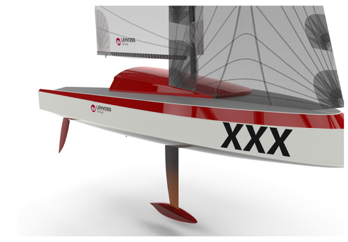 First 3D Printed Yacht with Carbon-Fiber-Reinforced Thermoplastics