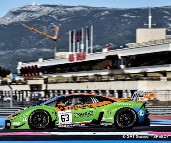 Lamborghini Squadra Corse and HP Composites announced a strategic partnership agreement