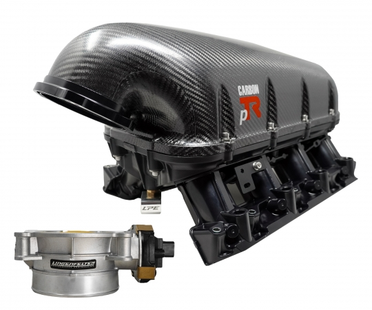 Lingenfelter Launches Performance Design Carbon pTR Intake Manifold System for C8 LT2 Corvettes