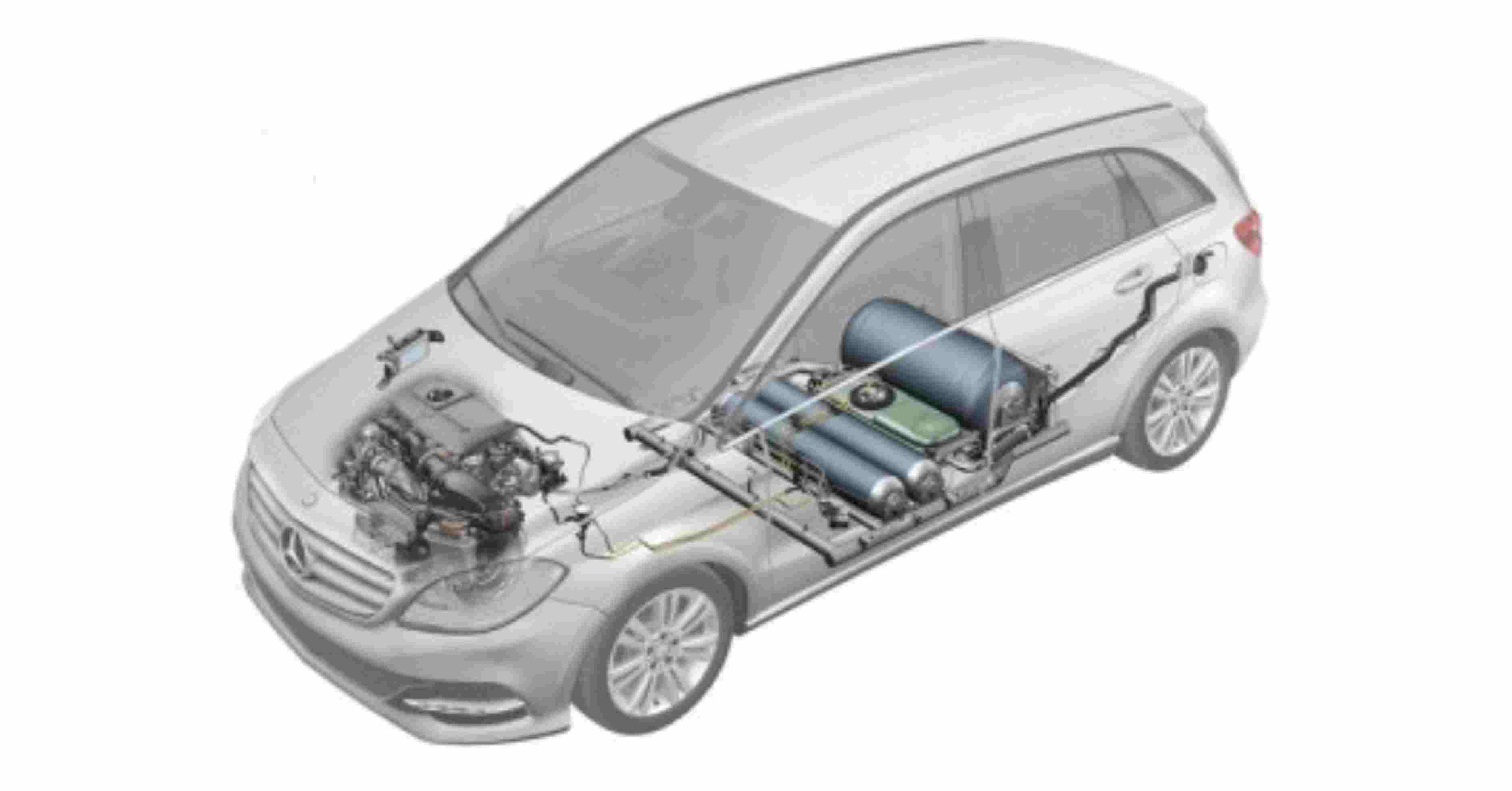 Hexagon to Supply Hydrogen Tanks to FCEVs to be Launched by an Automotive OEM