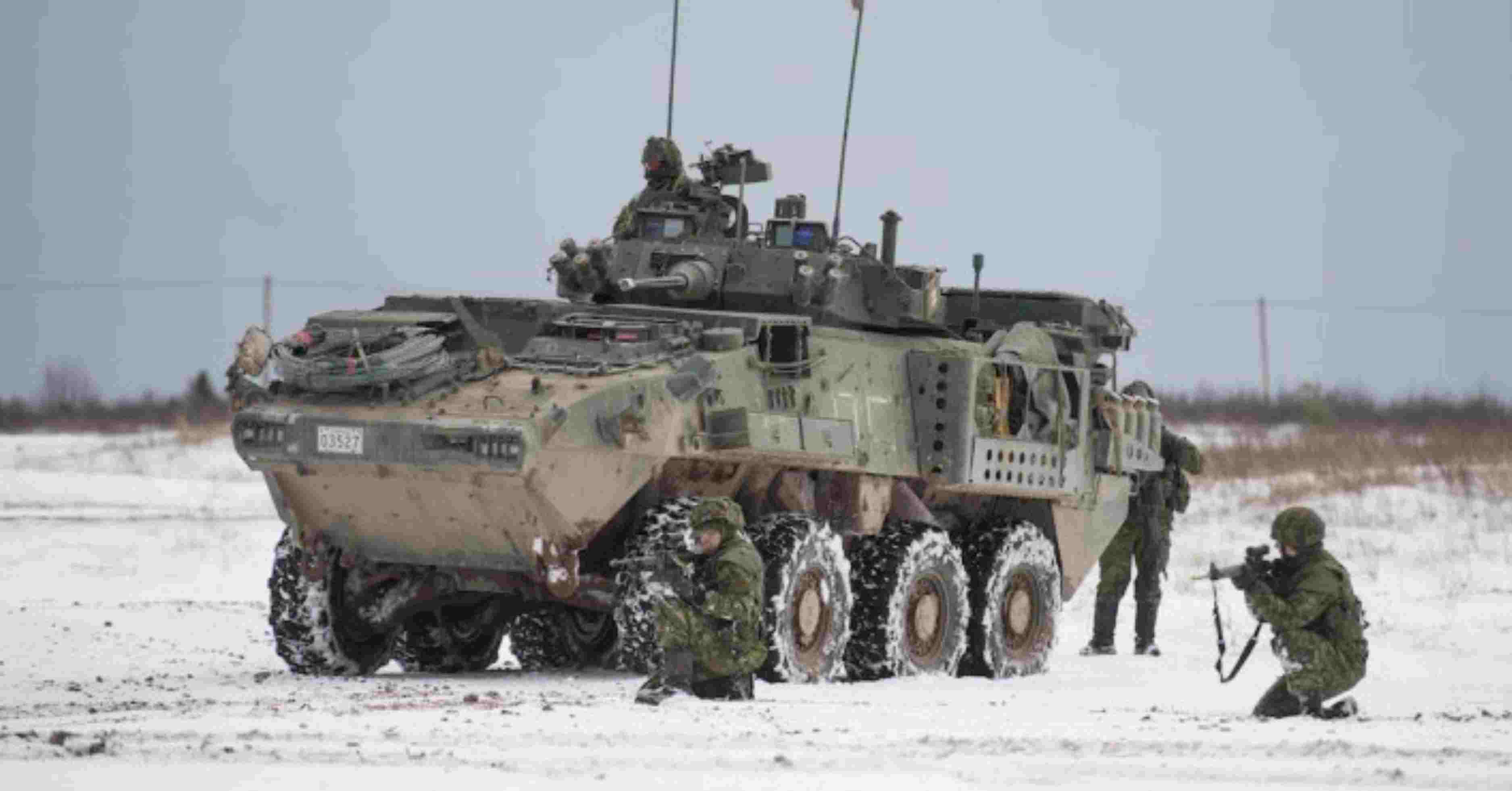 6215 Million Contract Awarded to General Dynamics for 3 Land C4ISR by the Canadian Army