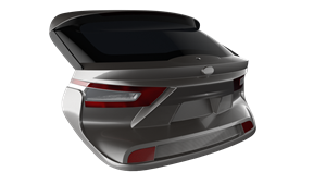 Magna to Launch More Thermoplastic Composites Liftgates