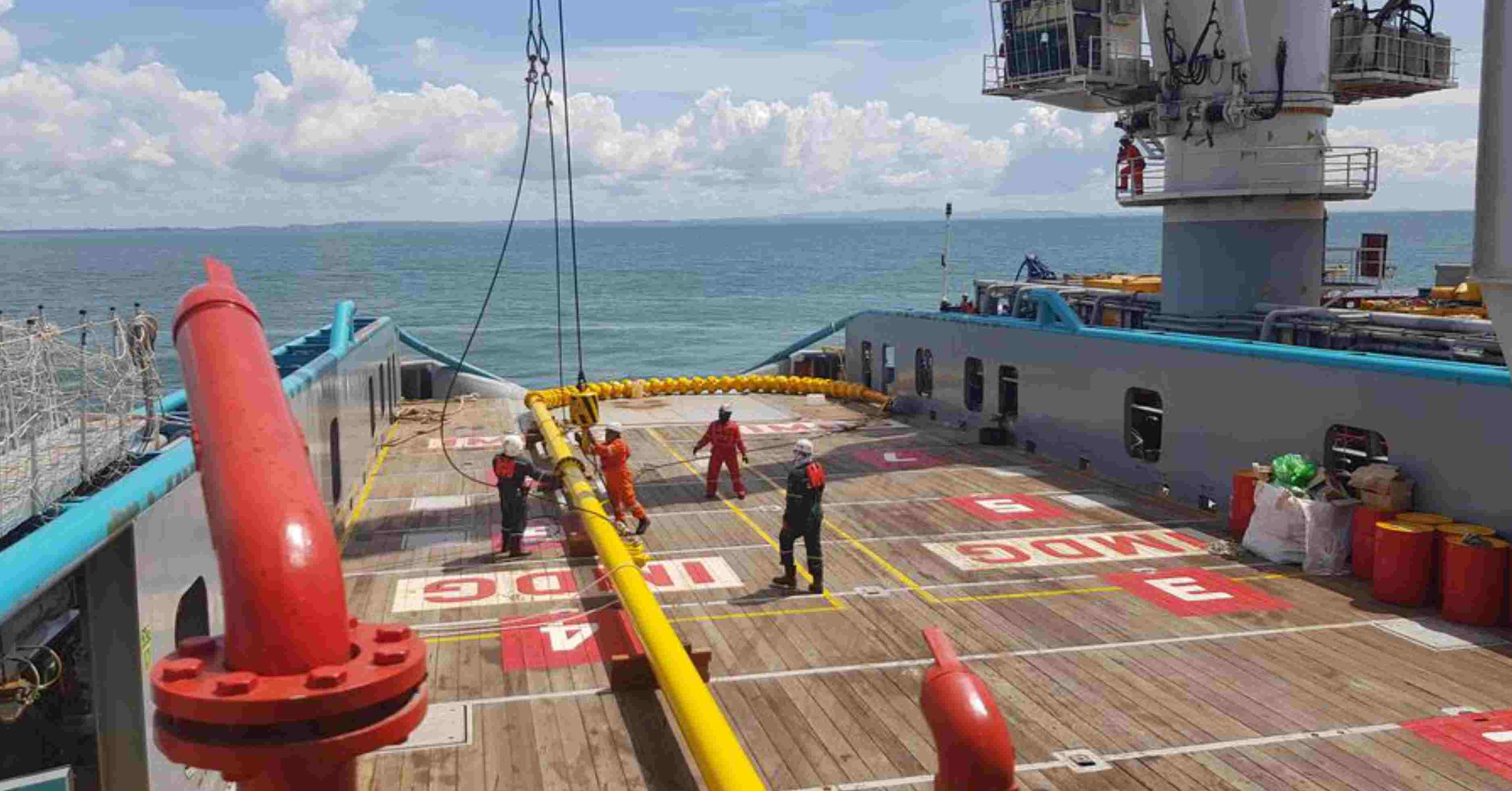 Airborne Oil & Gas Collaborates with S�MEROS to Qualify Dynamic Deepwater TCP Risers in Brazil