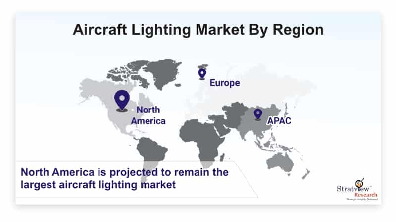 Aircraft-Lighting-Market-By-Region