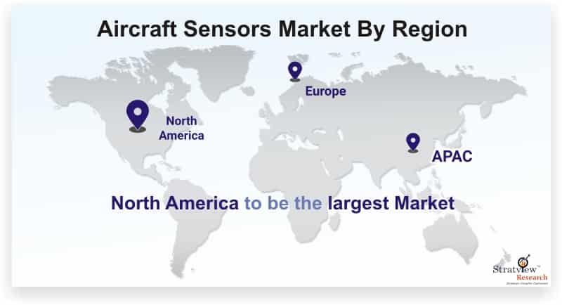 Aircraft-Sensors-Market-By-Region