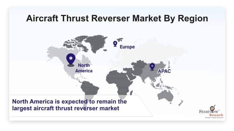 Aircraft-Thrust-Reverser-Market-By-Region