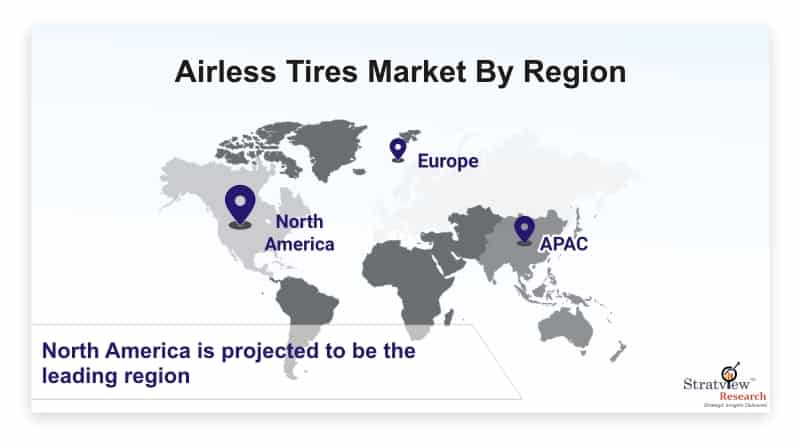 Airless-Tires-Market-By-Region