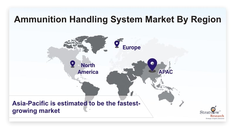 Ammunition-Handling-System-Market-By-Region