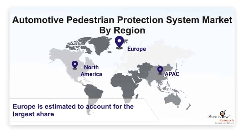 Automotive-Pedestrian-Protection-System-Market-By-Region