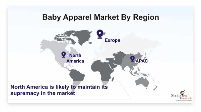 Baby-Apparel-Market-By-Region