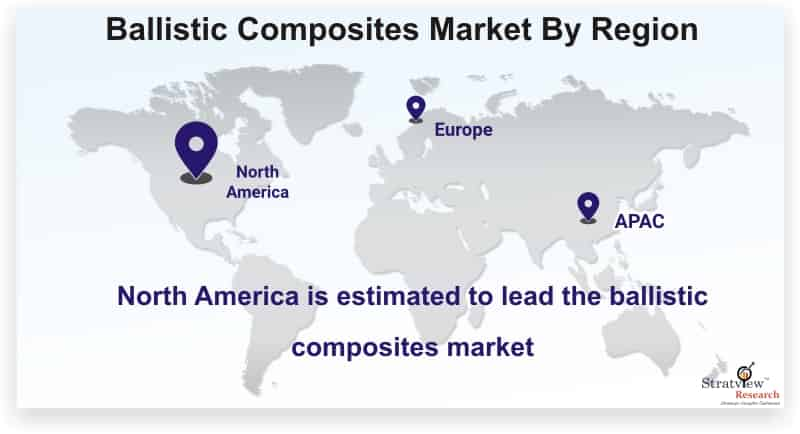 Ballistic-Composites-Market-By-Region