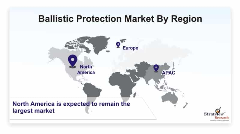 Ballistic-Protection-Market-By-Region