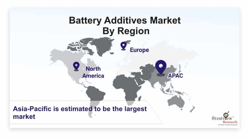 Battery-Additives-Market-By-Region