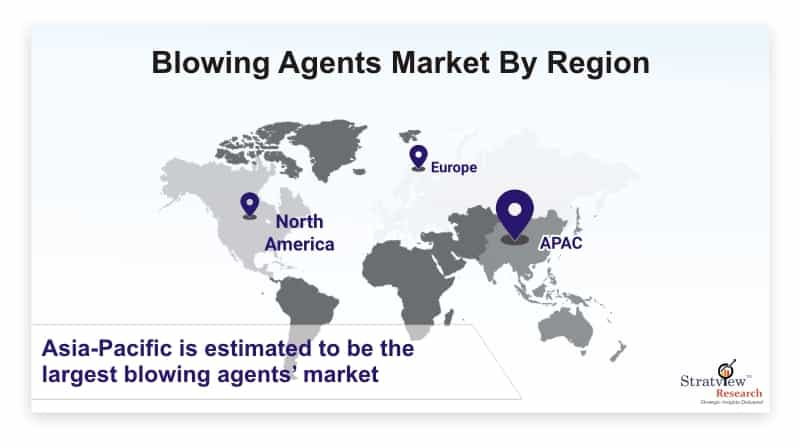 Blowing-Agents-Market-By-Region
