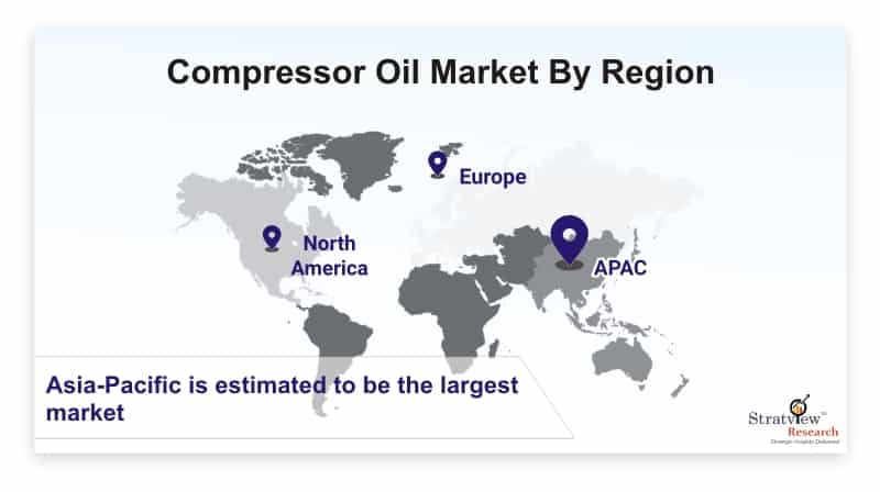 Compressor-Oil-Market-By-Region