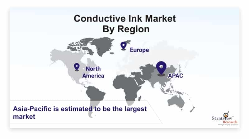 Conductive-Ink-Market-By-Region