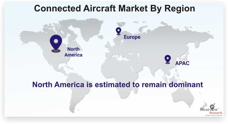 Connected-Aircraft-Market-By-Region