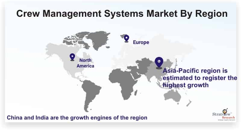 Crew-Management-Systems-Market-By-Region