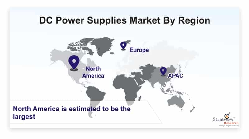DC-Power-Supplies-Market-By-Region