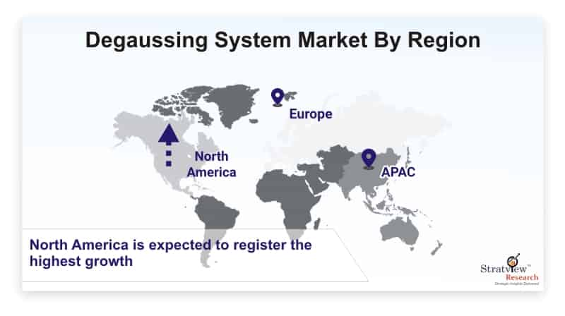 Degaussing-System-Market-By-Region