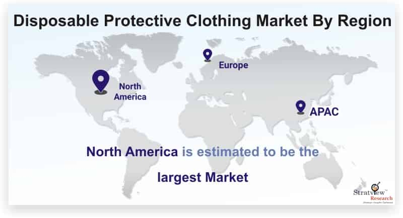 Disposable-Protective-Clothing-Market-By-Region