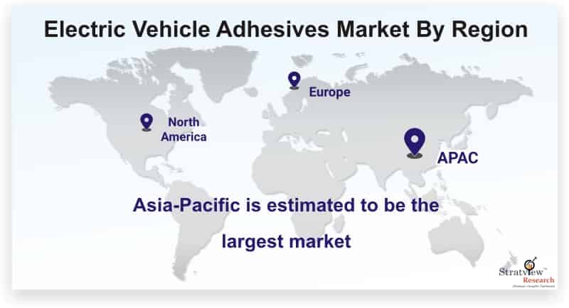 Electric-Vehicle-Adhesives-Market-By-Region