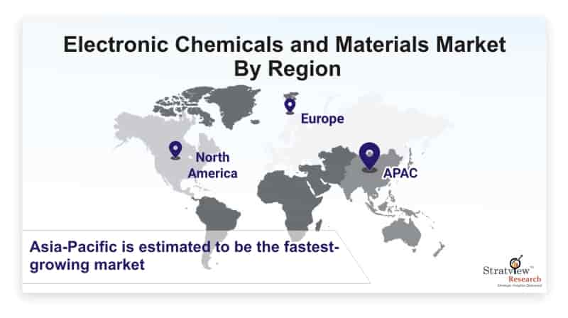 Electronic-Chemicals-and-Materials-Market-By-Region
