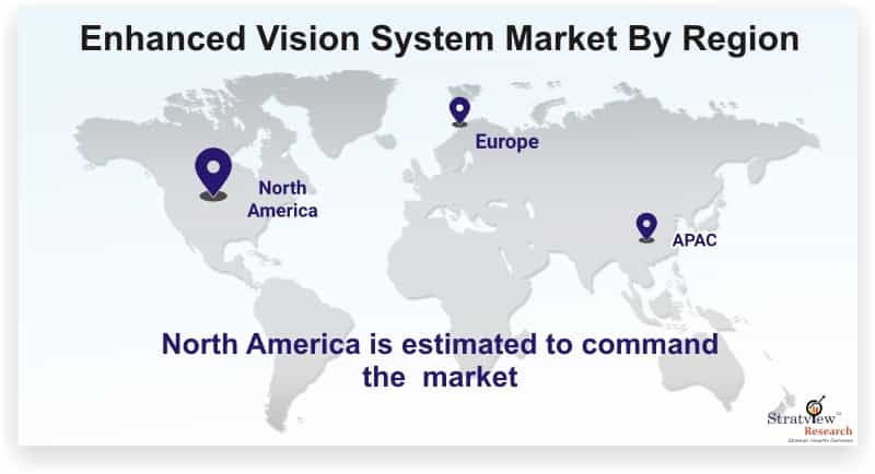 Enhanced-Vision-System-Market-By-Region