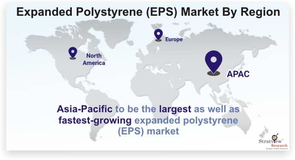 Expanded Polystyrene (EPS) Market By Region