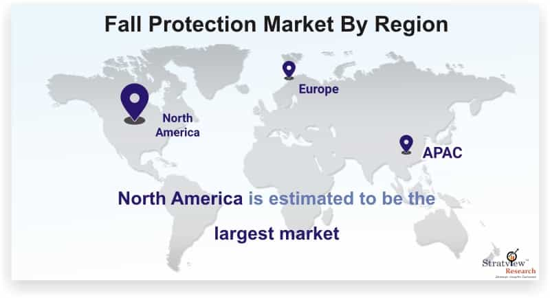 Fall-Protection-Market-By-Region