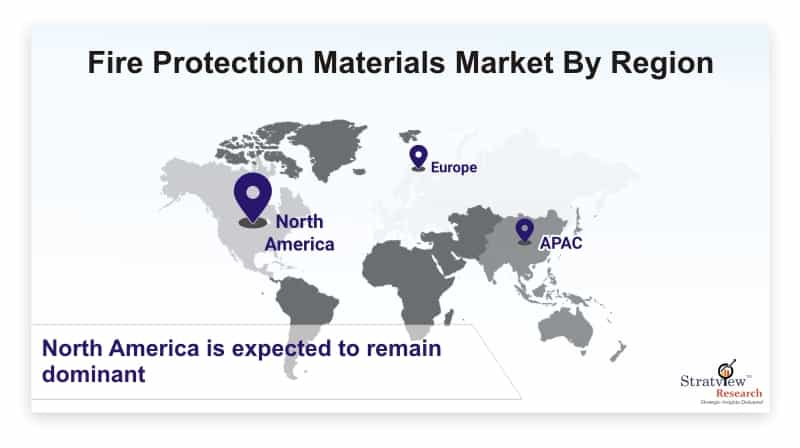 Fire-Protection-Materials-Market-By-Region