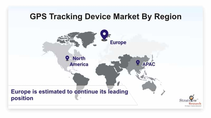 GPS-Tracking-Device-Market-By-Region