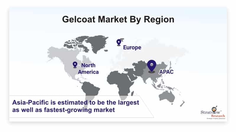 Gelcoat-Market-By-Region