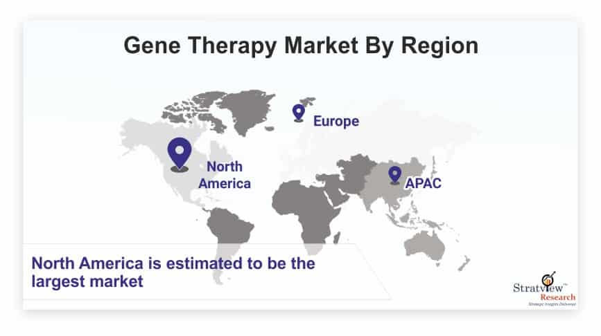 Gene-Therapy-Market-By-Region