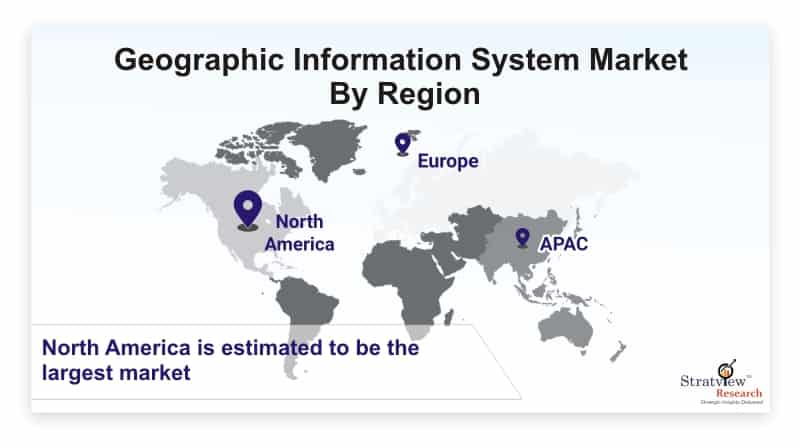 Geographic-Information-System-Market-By-Region