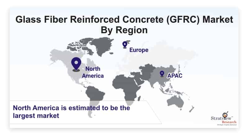 Glass-Fiber-Reinforced-Concrete-(GFRC)-Market-By-Region