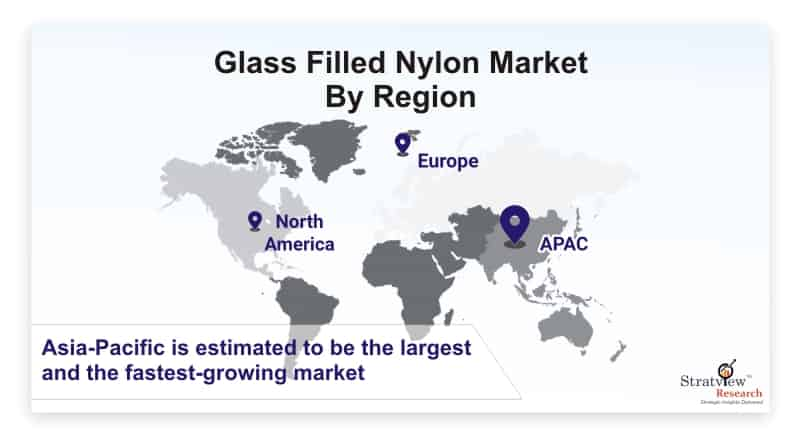 Glass-Filled-Nylon-Market-By-Region