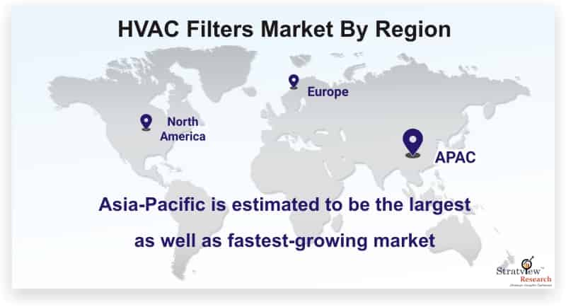 HVAC-Filters-Market-By-Region