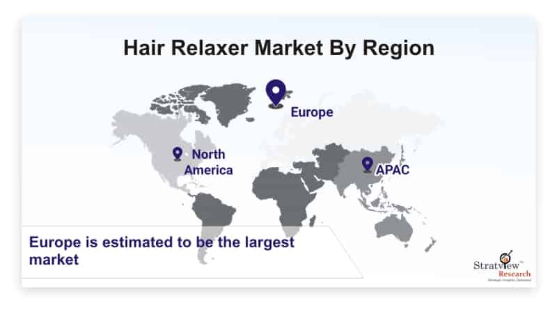 Hair-Relaxer-Market-By-Region