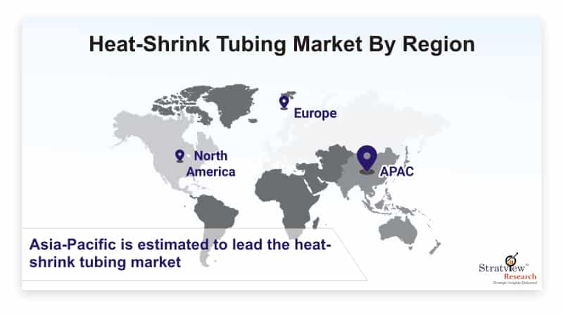 Heat-Shrink-Tubing-Market-By-Region